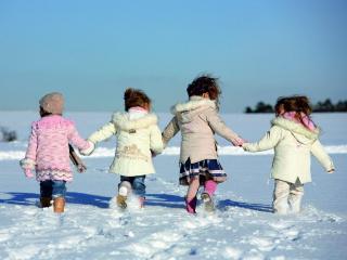 Обувь для детей зимой