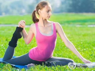 Современная гимнастика для похудения живота