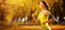 Фитнес против осенней хандры