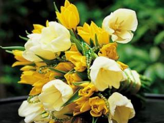 Цветы в качестве подарка