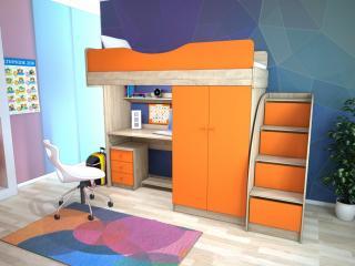Как уберечь детскую мебель от преждевременного износа