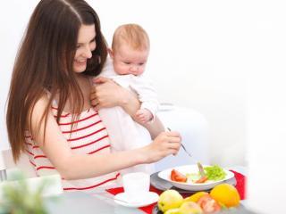 Диета во время кормления грудью