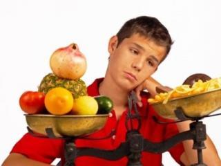 Как подобрать правильное питание для подростков?