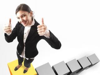 Карьерный рост женщины отличается от мужского