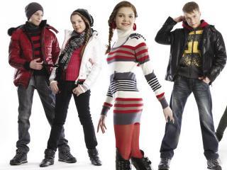 верхняя подростковая одежда