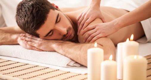 Как сделать мужчине массаж
